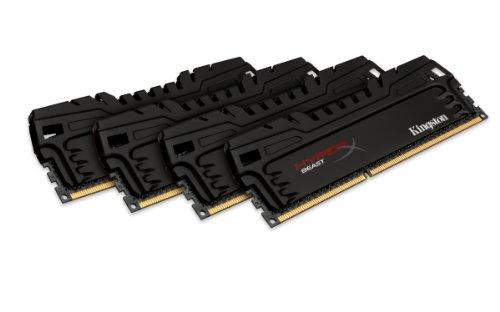 Kingston HyperX Beast 32GB DDR3 1866 (4x8GB) @Amazon.de