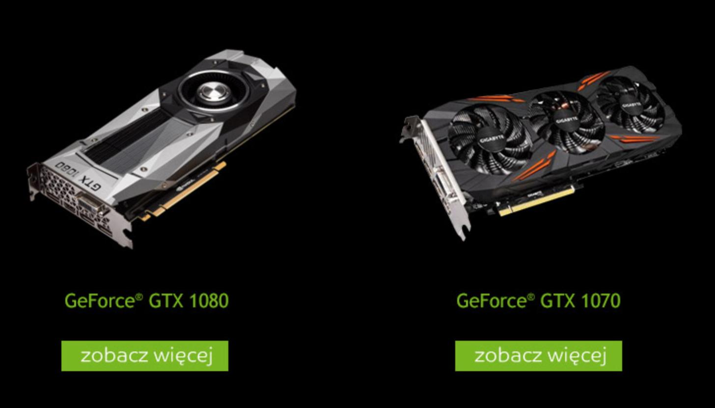 For Honor lub Ghost Recon: Wildlands gratis przy zakupie karty Geforce GTX (z serii 10) @ Nvidia