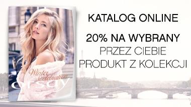 Nowy katalog online i 20% rabat na wybrany produkt @ Orsay