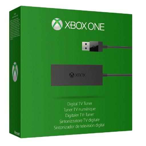 Tuner telewizji cyfrowej do Xbox One z UK za ~45 zł z dostawą @thegamecollection.net