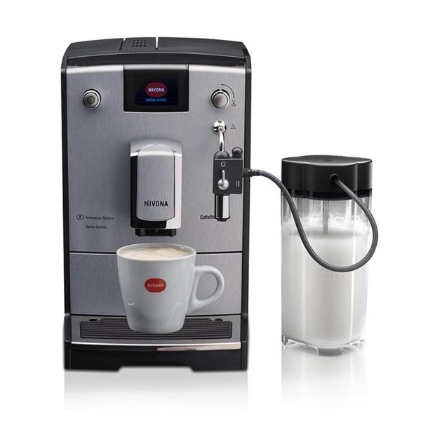 Ekspresy do kawy Nivona CafeRomatica 670 i Melitta RWT 1021-03 w Konesso