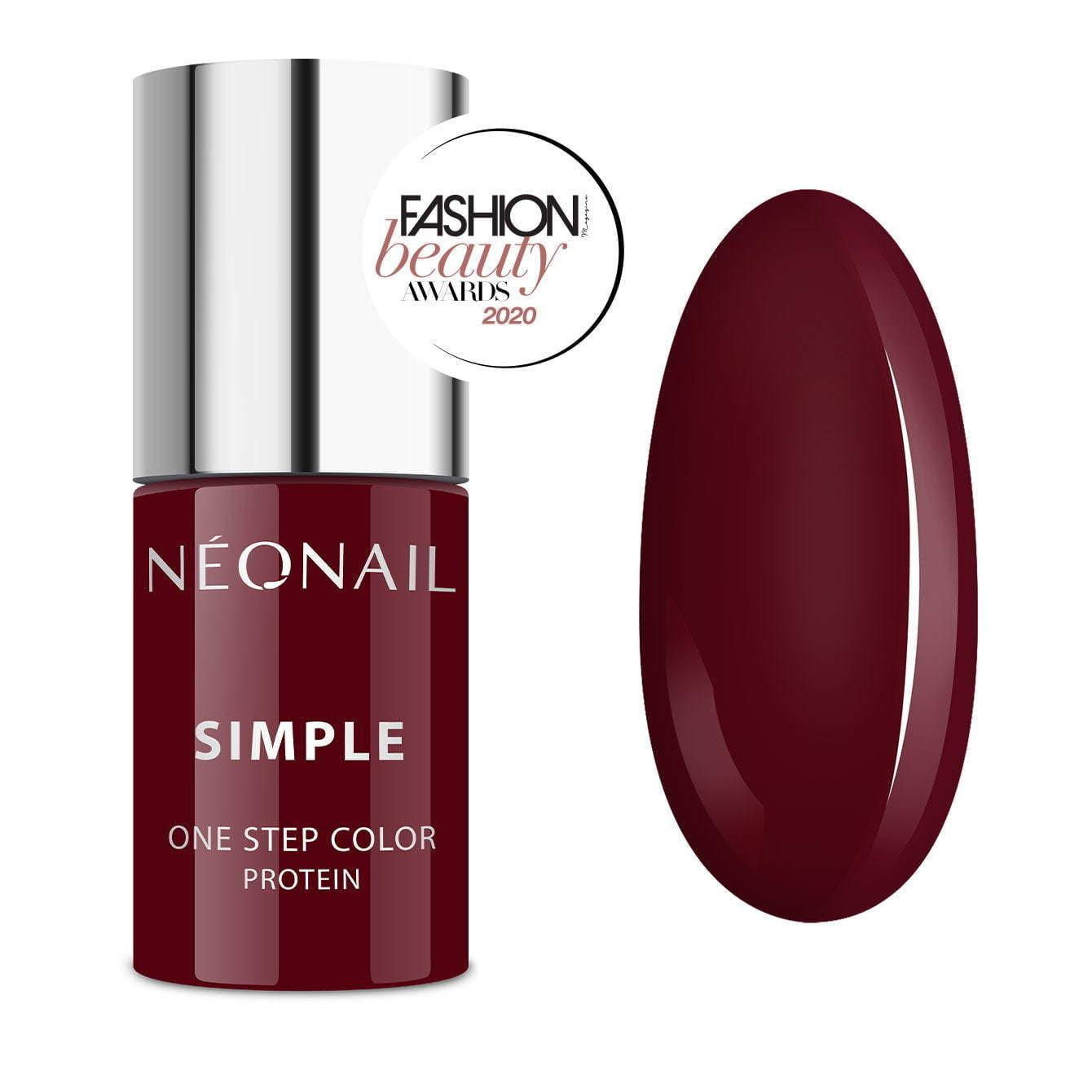 20% rabatu na lakiery hybrydowe @Neonail Simple 3w1