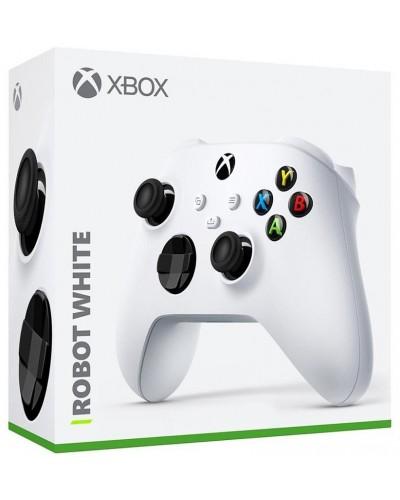 Gamepad Microsoft Xbox Series X Robot White @bluegames