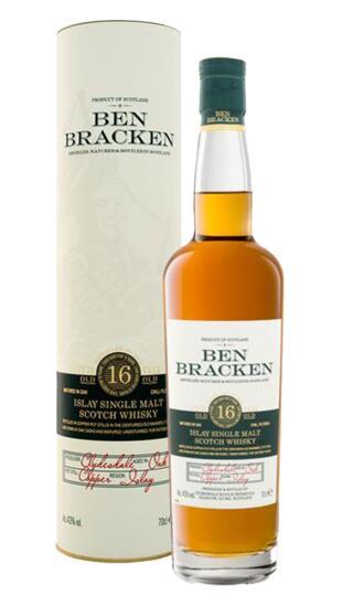 Whisky Ben Bracken 16 | 0,7 | 43%