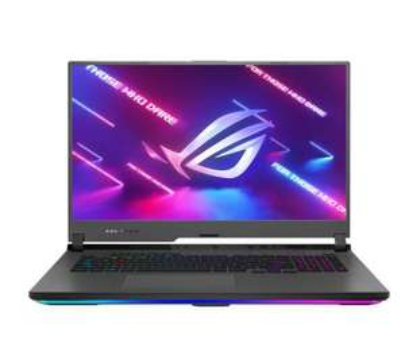 Laptop ASUS Rog Strix G17 Ryzen 7 5800H RTX 3070