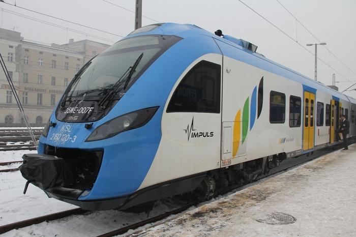 Koleje Śląskie - kierowca i dwóch pasażerów nadal jadą za darmo (tylko piątek)