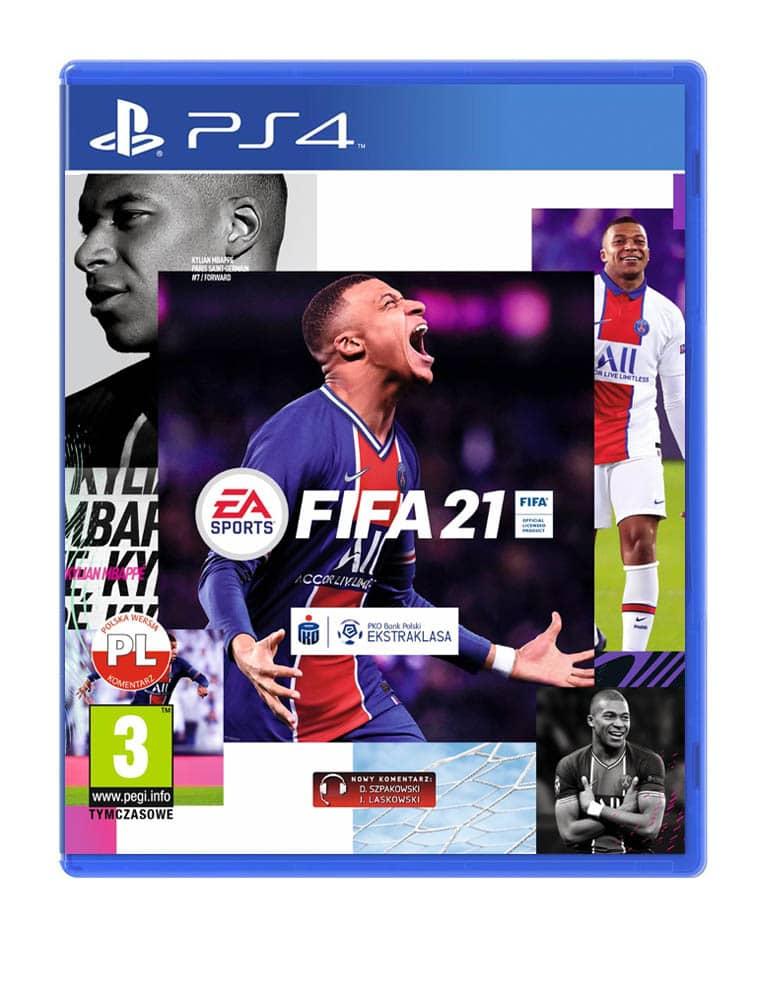 Allegro FIFA 21 PS4/PS5
