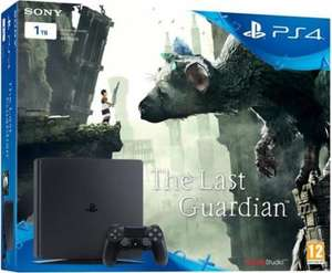 Konsola Sony PlayStation 4 Slim 1TB + The Last Guardian za 1299zł @ Morele