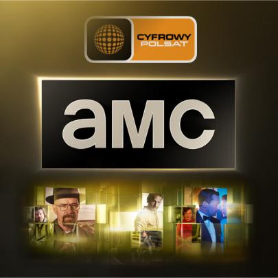@Cyfrowy Polsat Kanał AMC odkodowany od pakietu Familijnego