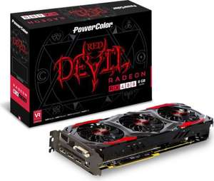 Power Color Radeon Rx 480 Red Devil 8Gb