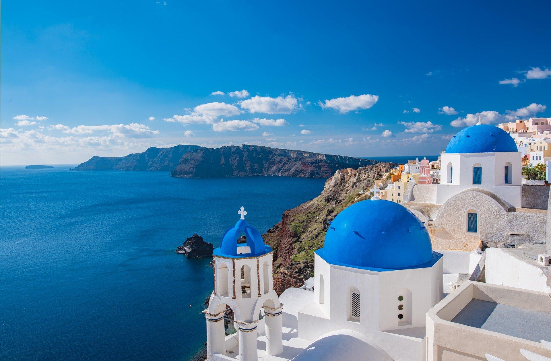 Wakacje: Tydzień na Santorini w lipcu (loty + hotel + transfery)