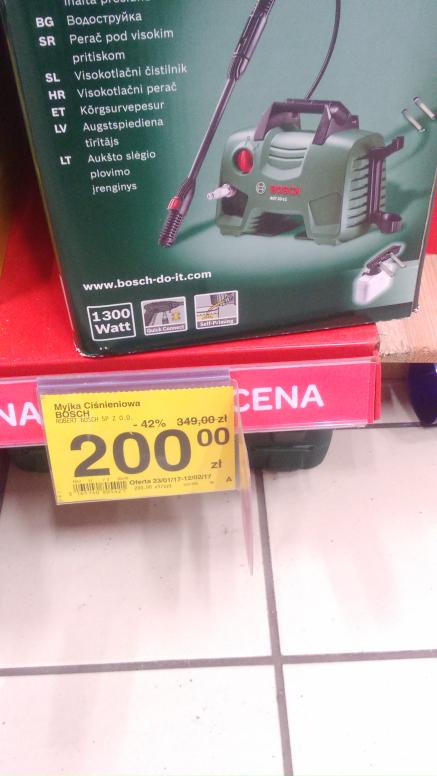 Myjka wysokociśnieniowa Bosch AQT 33-11