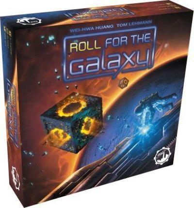 Roll for the galaxy - gra planszowa (BGG 7,7) +możliwa niższa cena