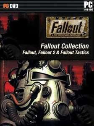 Kolekcja gier Fallout na PC za darmo @ Gamingdragons