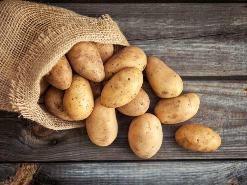Ziemniaki 5 kg 2+1 gratis 0.33 zł/kg Intermarche