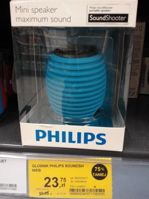 Głośnik Philips SBA3010 - Tesco