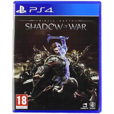 Śródziemie: Cień Wojny PS4 PL
