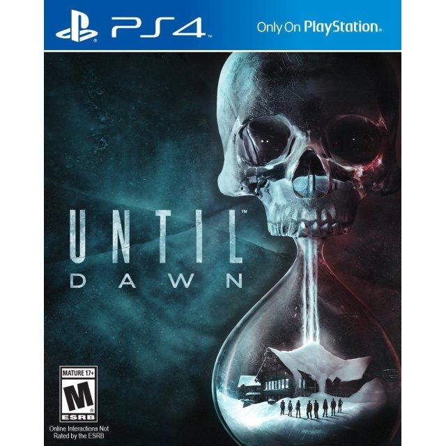 Until Dawn [Playstation 4] za ~73zł z dostawą @ Play-Asia