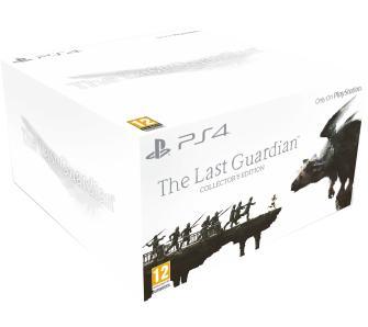 PS 4 The Last Guardian Edycja Kolekcjonerska  OLEOLE RTVEUROAGD