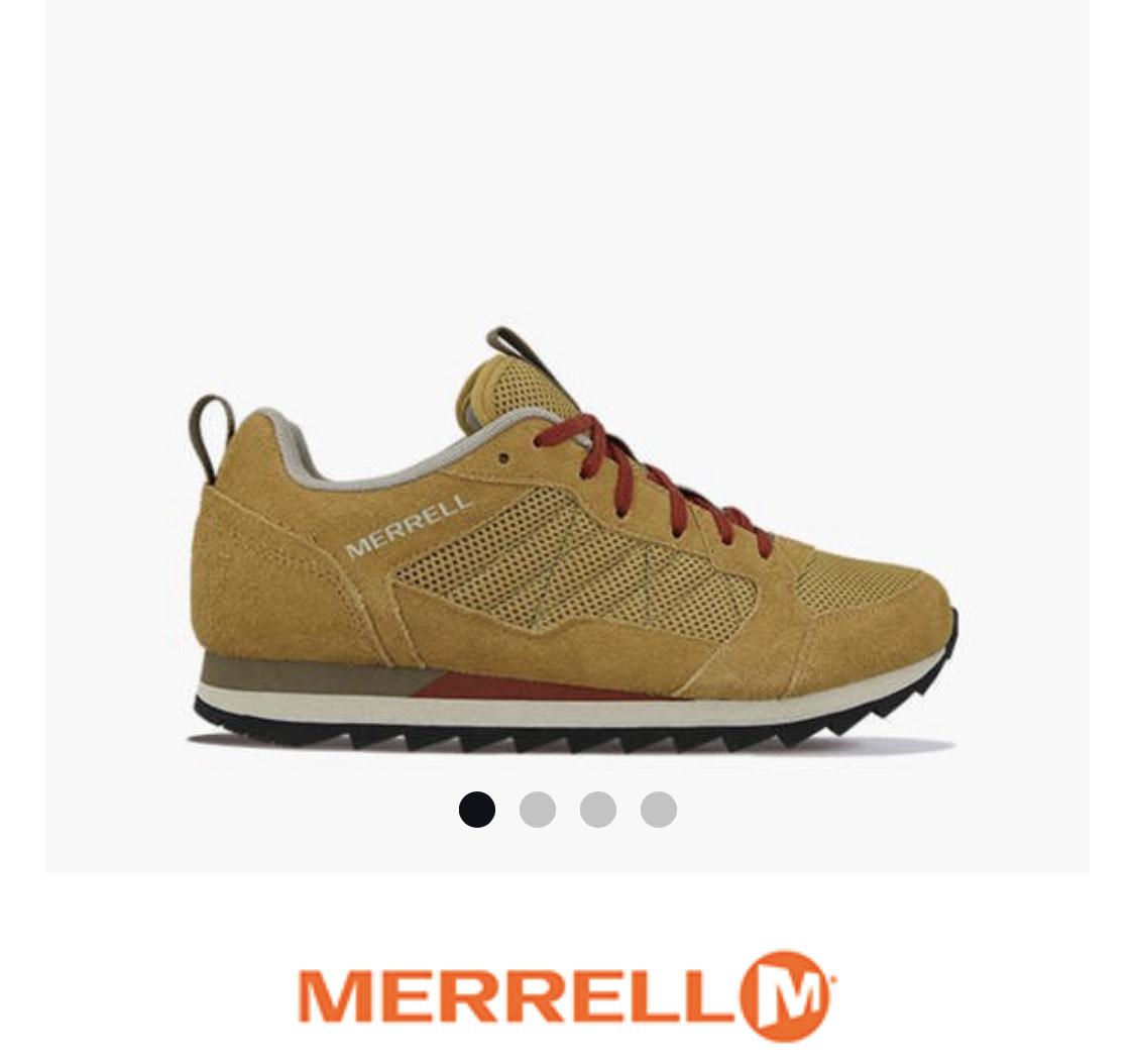 Buty Merrell Alpine Sneaker J62445
