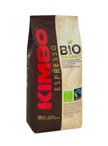 KIMBO BIO ORGANIC 1 kg kawy ziarnistej