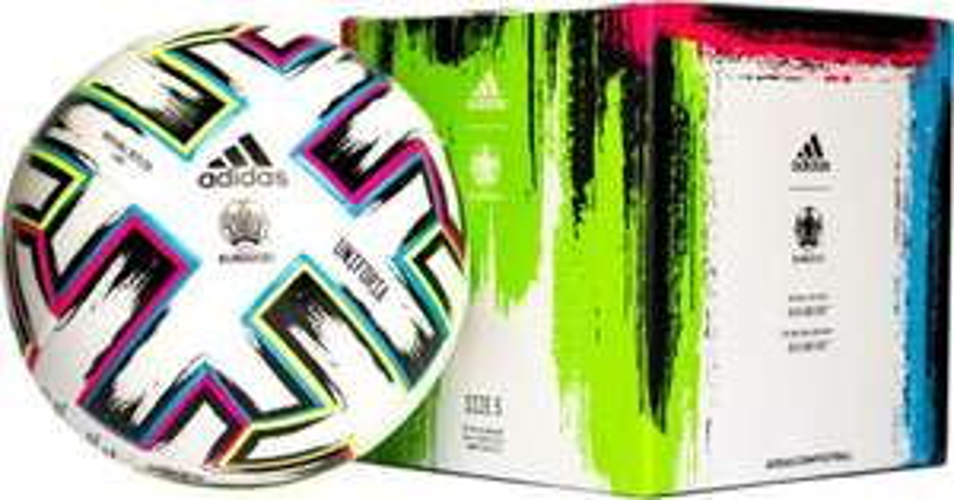 Piłka nożna ADIDAS UNIFORIA Euro2020 rozmiar 5 Replika