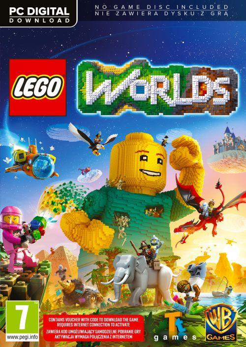 Lego Worlds PC Steam PL