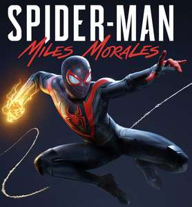 Spiderman Miles Morales na PS5