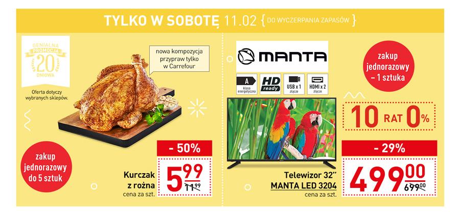 Najniższa cena w HISTORII !!! Kurczak z rożna za 5.99 zł