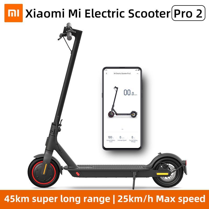 Hulajnoga elektryczna Xiaomi Scooter Pro 2, z Polski, @DhGate