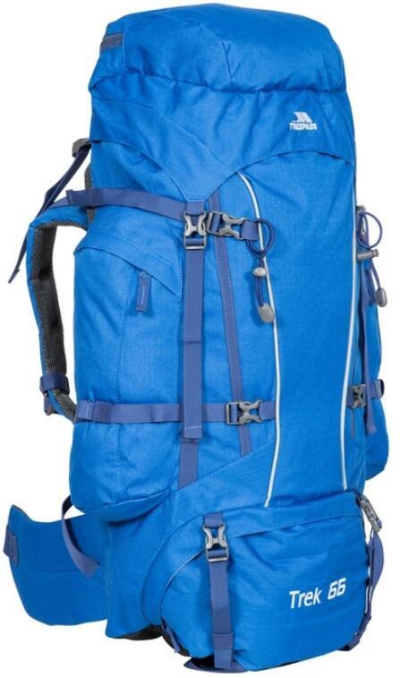 Nocne zestawienie plecaków marki Trespass