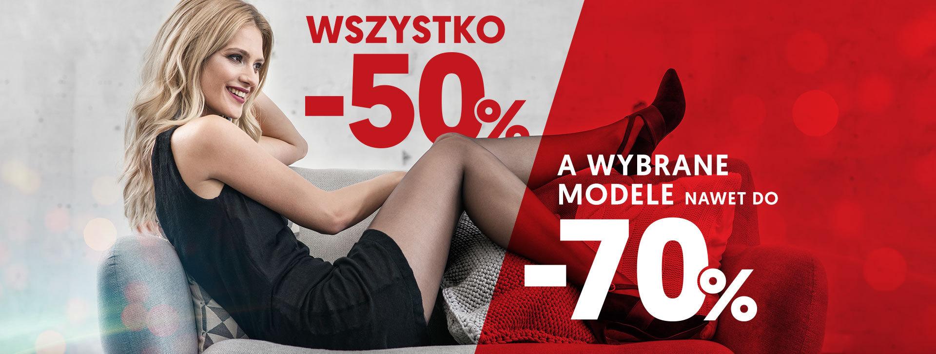 MCARTHUR WSZYSTKIE BUTY -50%