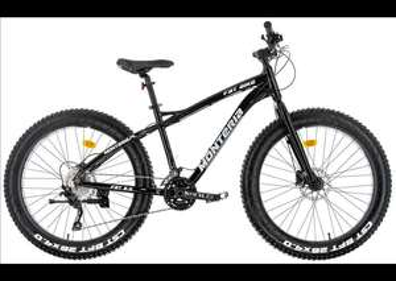 Rower MONTERIA Fat Bike 2.0