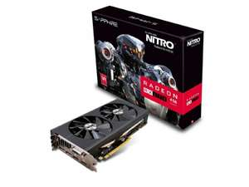 Sapphire Radeon RX 470 Nitro+ OC 8GB GDDR5