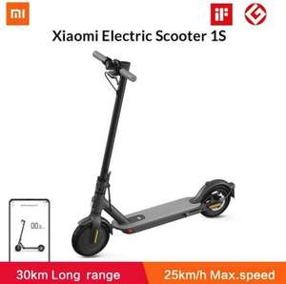 Hulajnoga elektryczna Xiaomi Electric Scooter 1S (wysyłka z Polski) @DHgate