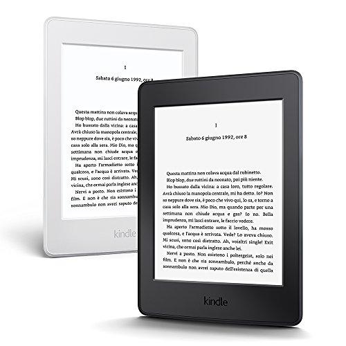 Kindle Paperwhite 3 (Bez reklam; biały/czarny) za 116,90 EUR @Amazon