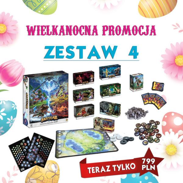 Zestaw gier planszowych od Czacha Games