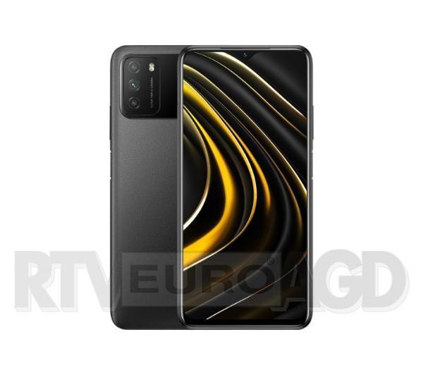 Smartfon Poco m3 4/128 za 599, w ratach 559