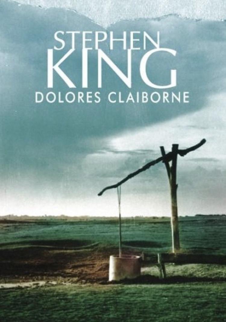 Dolores Claiborne - Stephen King - okładka miękka