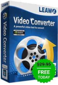 Leawo Video Converter 7.6.0 za darmo!
