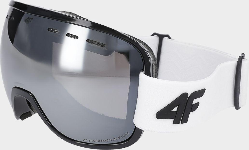 Gogle narciarskie 4F GGD002, damskie