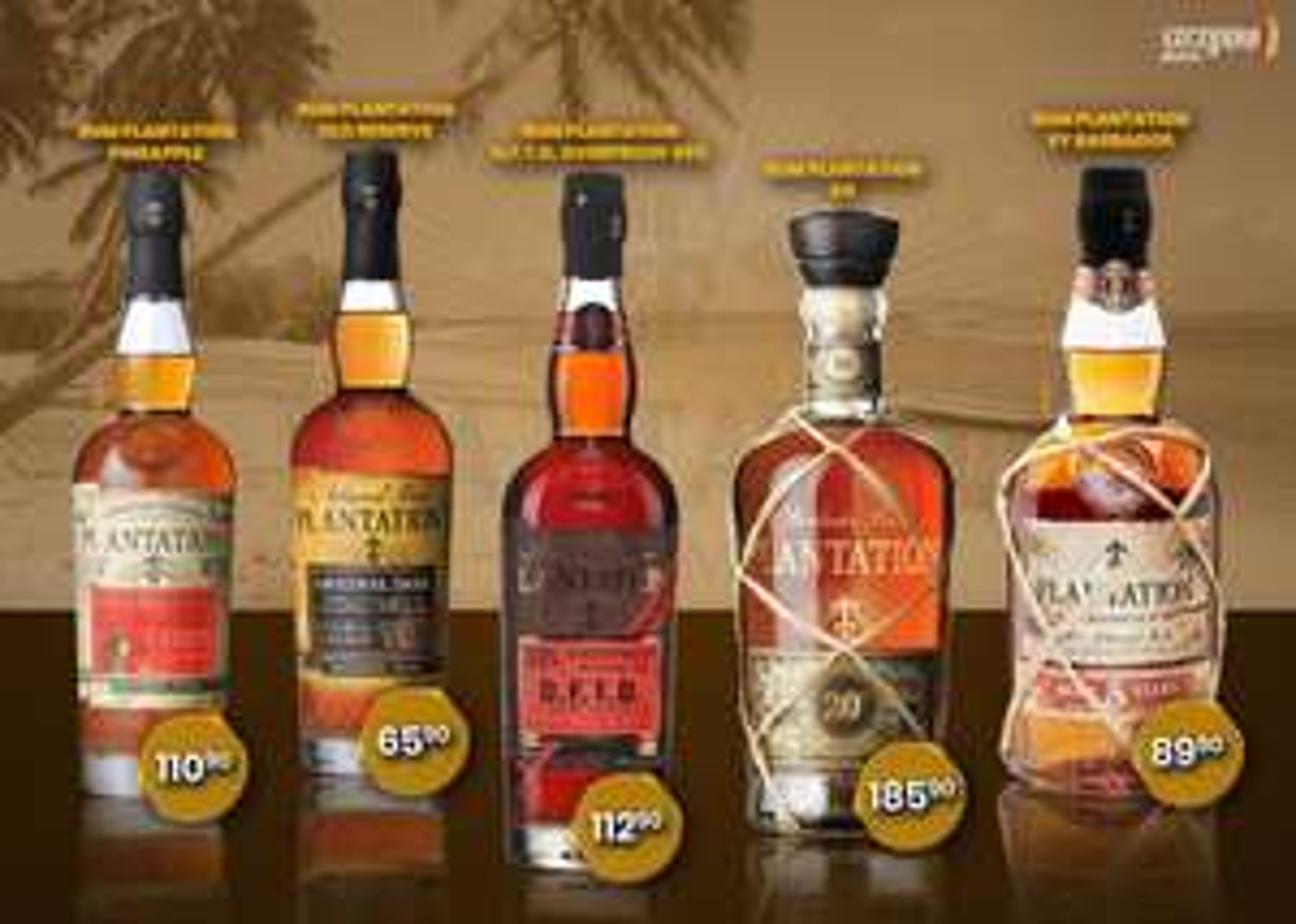 Rum Plantation 20 - Szczyrba Alkohole