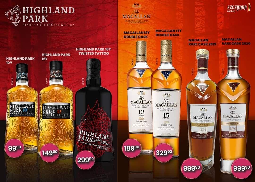 whisky HIGHLAND PARK 16YO TWISTED TATTOO 46,7% 0,7L