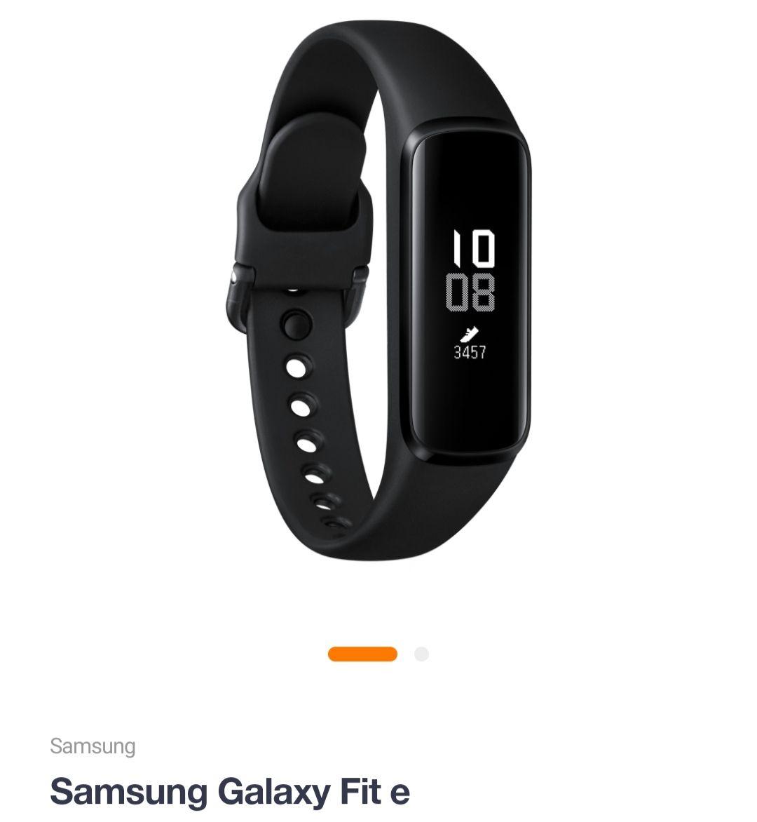 Samsung Galaxy Fit e - okazja miesiaca orange flex