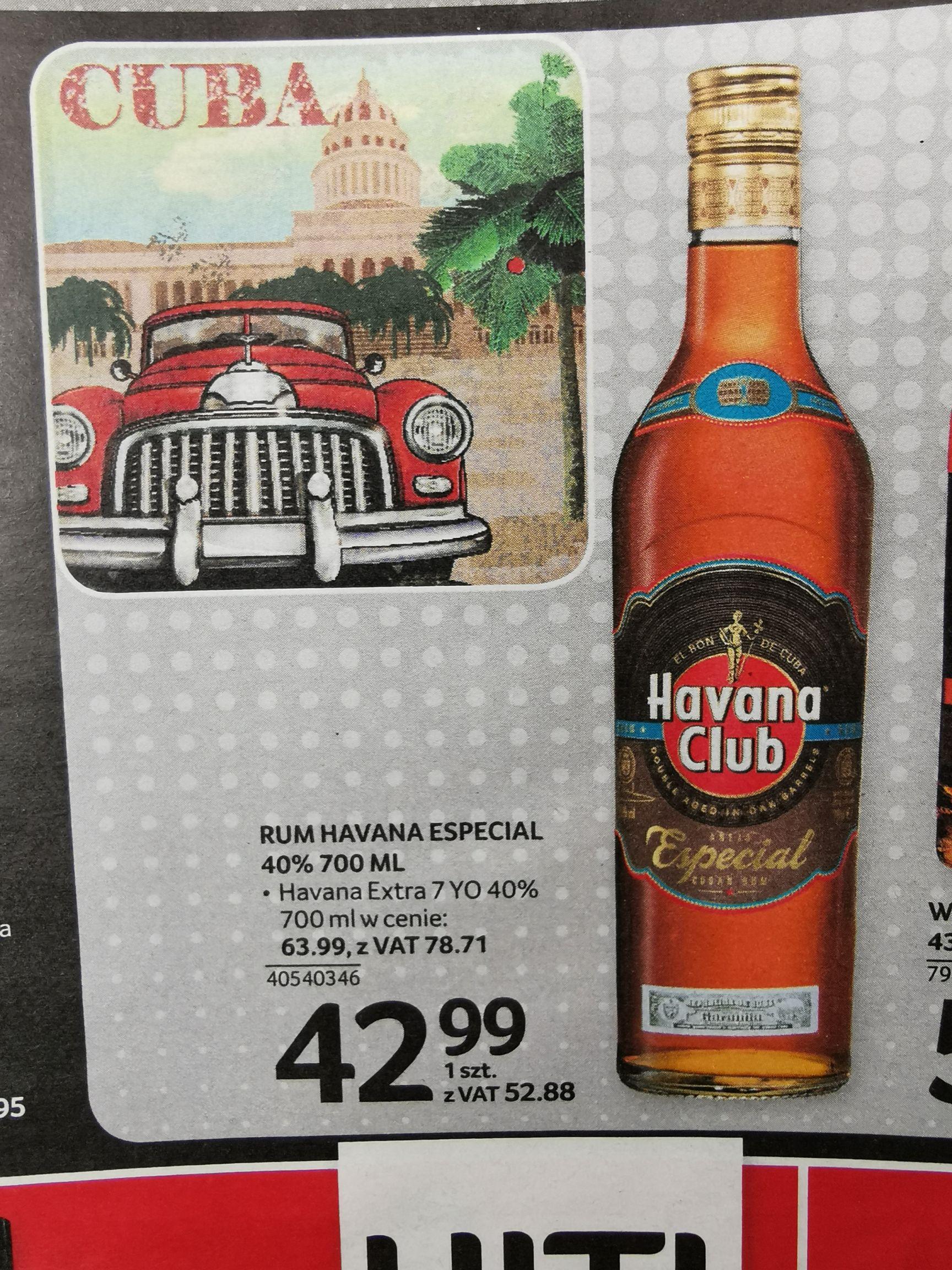 Havana Club Anejo Especial Selgros