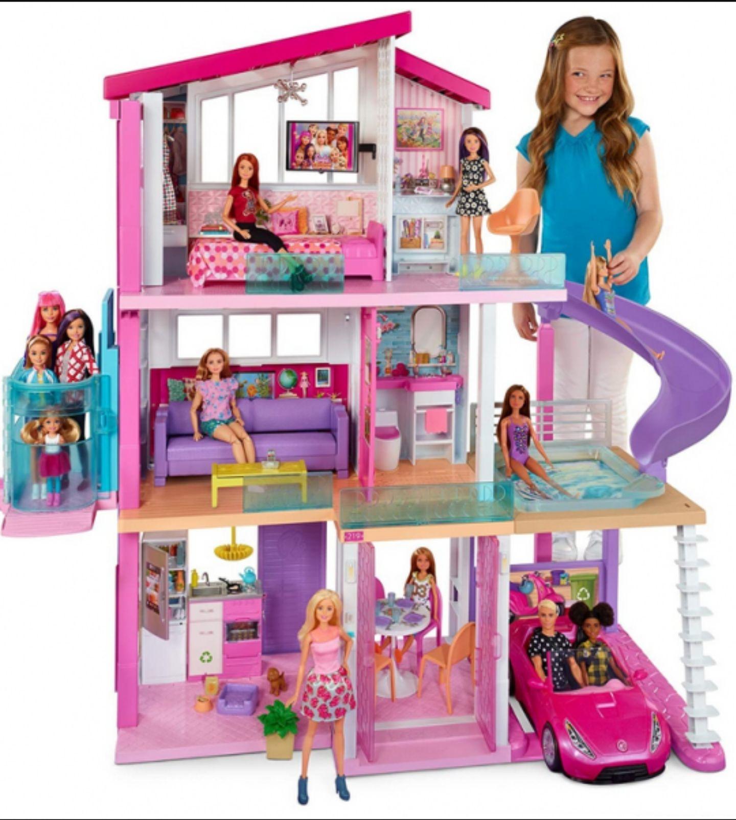 Promo Barbi Idealny domek