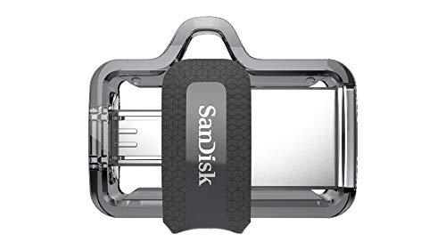 Pendrive SANDISK Ultra Dual Drive 128GB micro usb 10,07 EUR