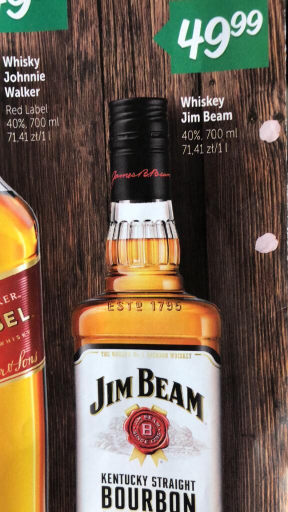 Jim Beam 0,7l %% - Lewiatan