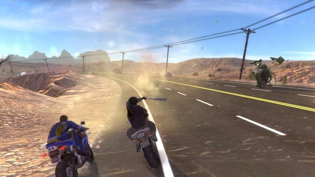 Road Redemption PC Steam