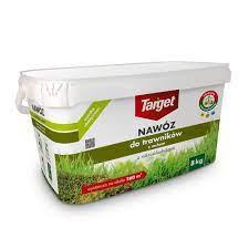 Nawóz do trawnika z mchem z mikroskładnikami 8kg + 2kg gratis Target